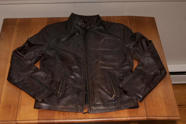 How to Make a Leather Jacket Look Old and Distressed | LeatherCult