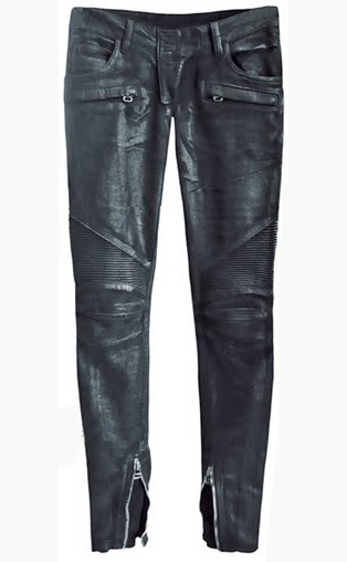 6 Tips to Rock a Pair of Leather Pants