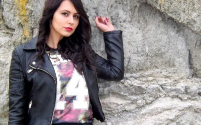 Leather Jacket: 8 Ways to Create a Fresh Look