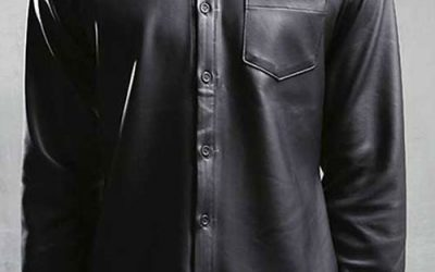 10 Reasons to Wear a Leather Shirt This Summer