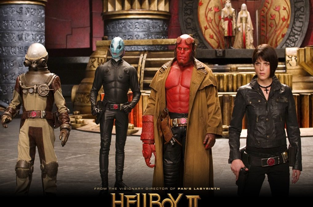 Hellboy Leather Duster Coat From Leathercult