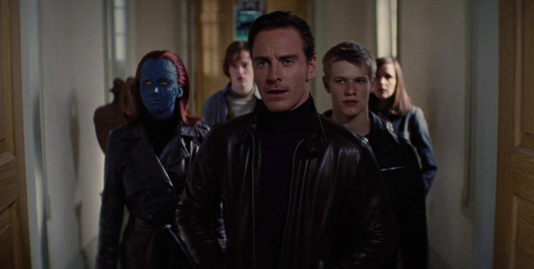 The Classic And Stylish X Men First Class Magneto Leather Jacket