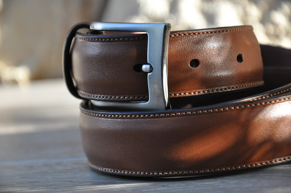 How to Care for a Leather Belt