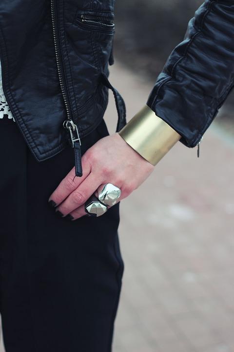 Leathercult black leather jacket