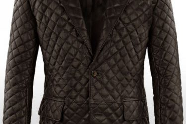 10 Reasons to Consider a Quilted Leather Jacket