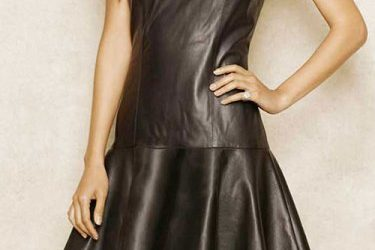 Why Leather Dresses Are Becoming More and More Popular
