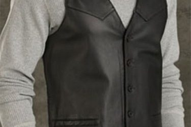 10 Things to Consider When Choosing a Leather Vest
