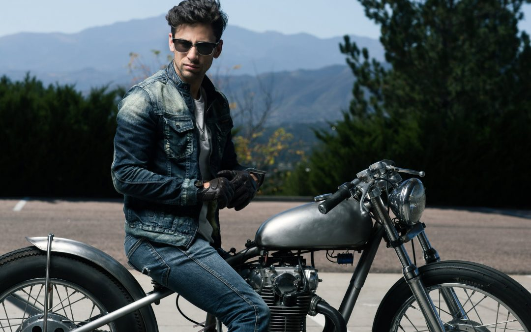 Tips on Wearing a Leather Motorcycle Jacket