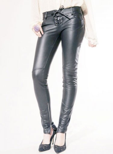 How to Find the Perfect Pair of Leather Pants