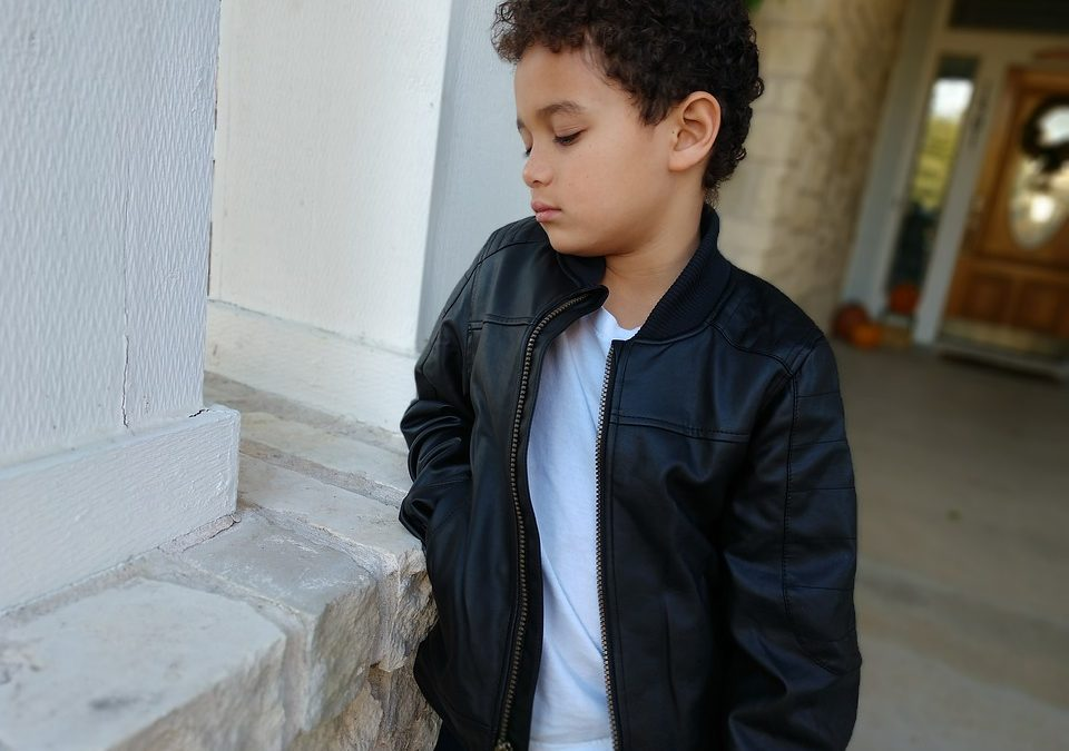 Back-to-School Leather Jackets for Kids