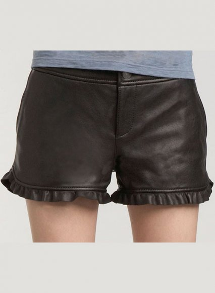 How to Choose the Perfect Leather Shorts