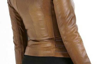 7 Reasons to Choose a Fitted Leather Jacket