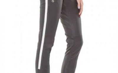 Leather Biker Jeans: A Stylish Alternative to Regular Jeans