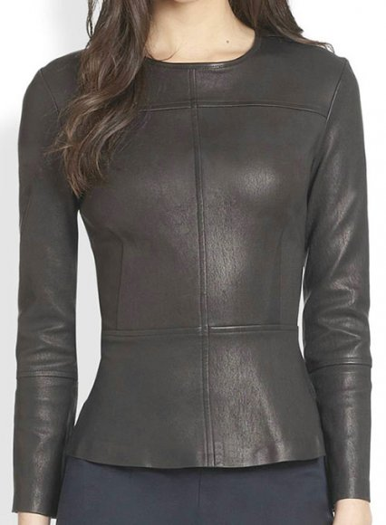 How to Stay Warm With a Leather Top During Winter