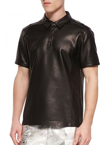 How to Choose a Leather Shirt