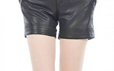 What Are Leather Cargo Shorts?