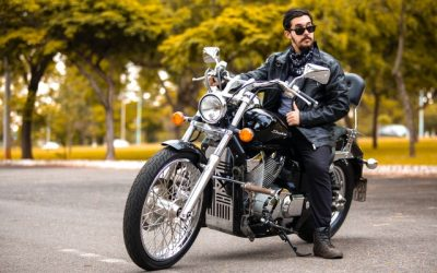 The History of Leather Motorcycle Jackets