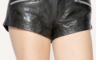 7 Features of High-Quality Leather Shorts
