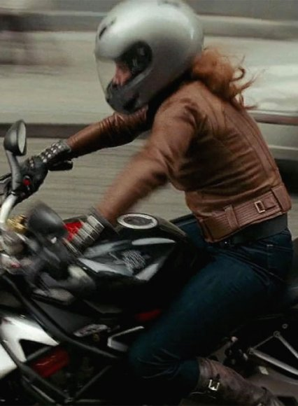 Rachel Nichols G I Joe The Rise of Cobra Leather Jacket