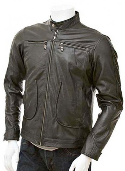 Leather Jacket #800
