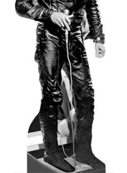 Elvis Presley Leather Pants
