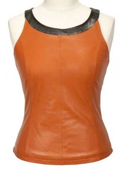 Leather Top Style # 55