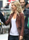 Annabelle Wallis The Mummy Trench Coat