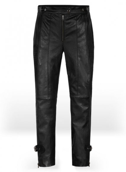 Motocross Leather Pants