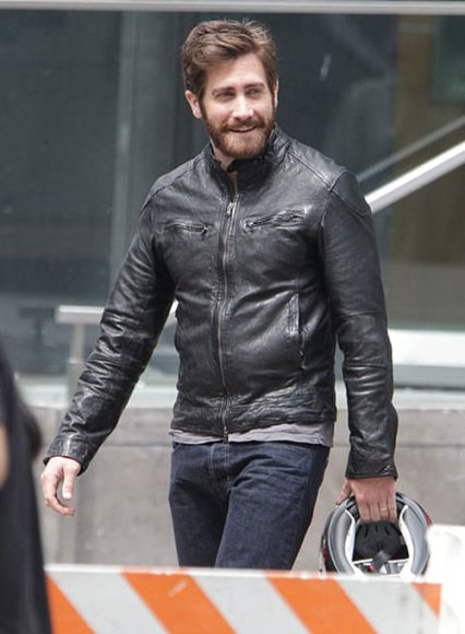 Jake Gyllenhaal Enemy Leather Jacket