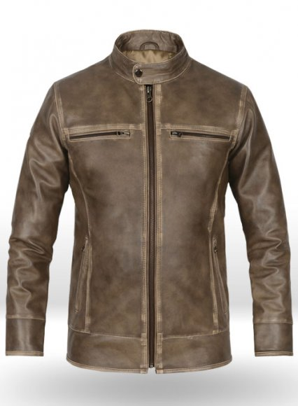 Jagger Leather Jacket