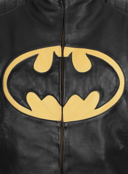 Lego Batman Leather Jacket