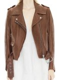 Leather Jacket # 246