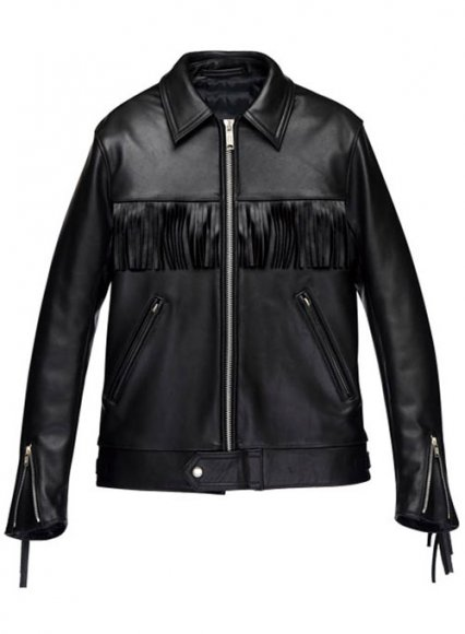 Leather Jacket #889