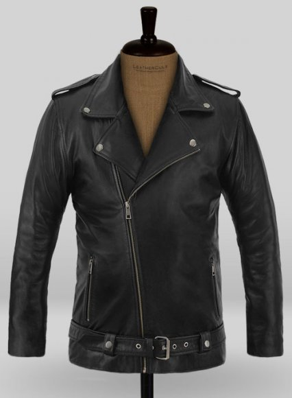 Johnny Depp Cry- Baby Leather Jacket