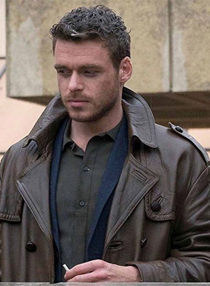 Richard Madden Electric Dreams Trench Coat