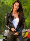 Transformers 2 Megan Fox Leather Jacket