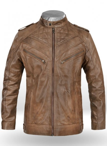 Brewer Leather Jacket