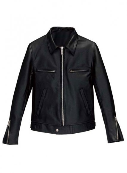 Leather Jacket #884