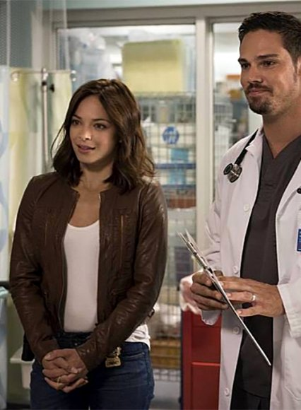 Kristin Kreuk Beauty and the Beast Leather Jacket