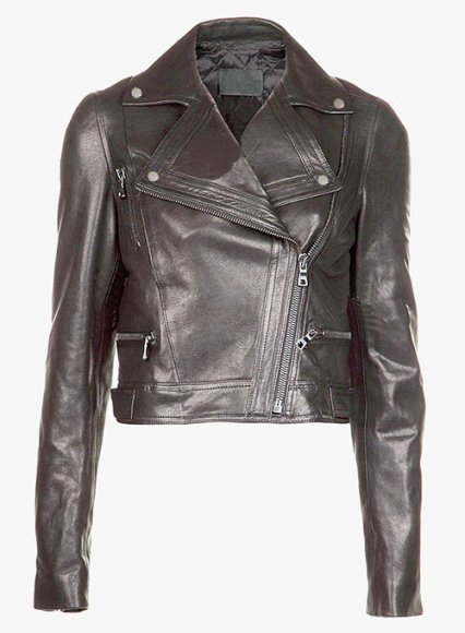 Leather Jacket # 216