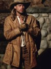 Brad Pitt Legends of the Fall Leather Trench Coat