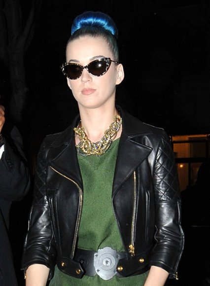 Katy Perry Leather Jacket