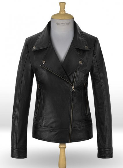 Leather Jacket # 238