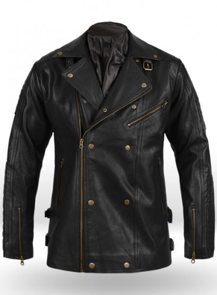 Leather Jacket # 444