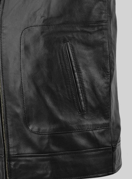 Black Tom Hardy This Means War Leather Jacket