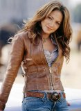 Jennifer Lopez Gigli Leather Jacket
