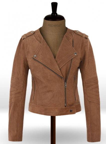 Leather Jacket # 220