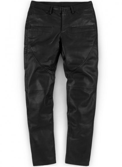 Heritage Leather Pants