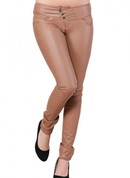 Milbury Leather Pants