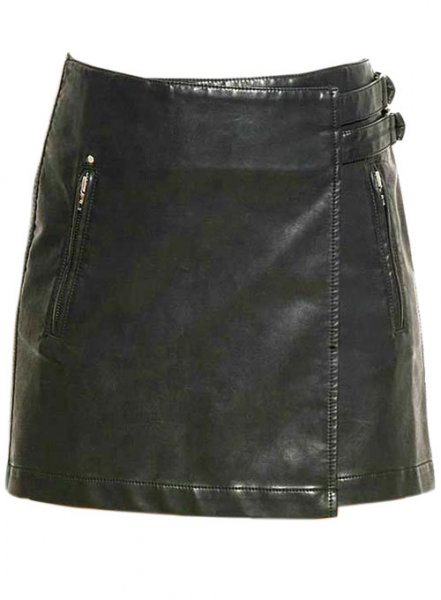 Martini Leather Skirt - # 169